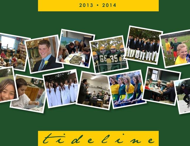 Broadwater Academy Tideline 2013-2014
