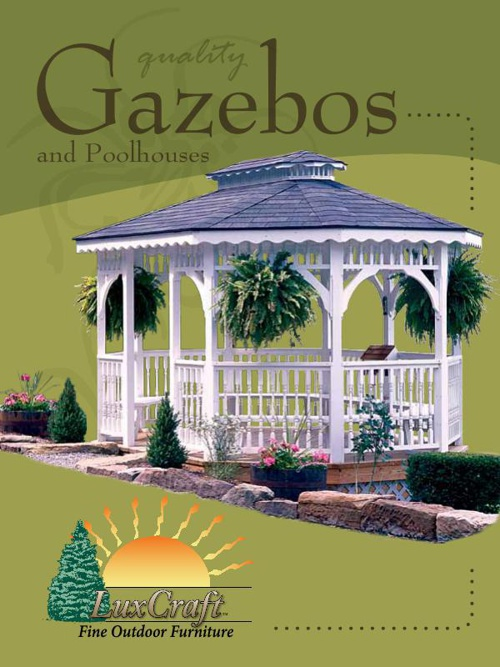 Luxcraft Gazebo Brochure[1]
