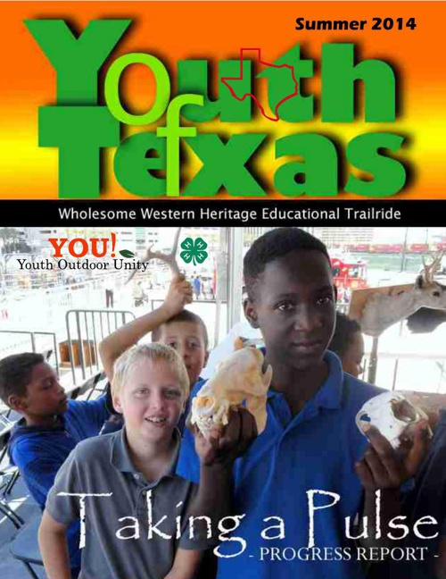 Youth of Texas Magazine-Summer 2014 Edition II