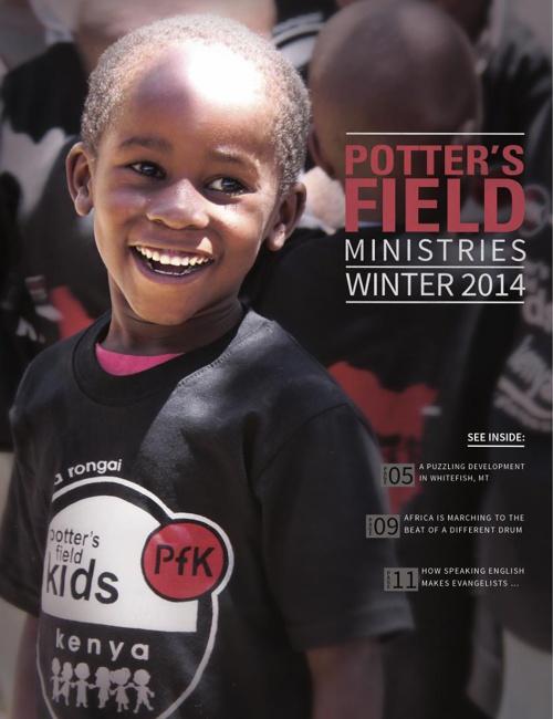 PFM WINTER 2014 MAGAZINE