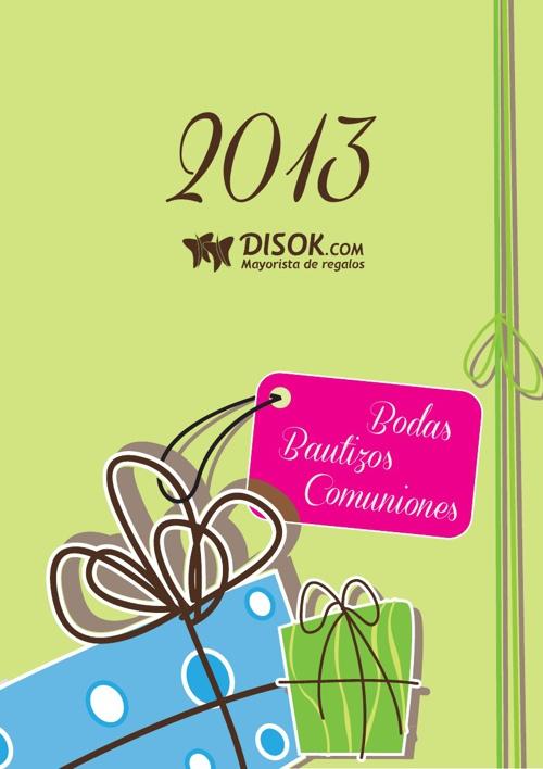Detalles Personalbas Regalos Bodas bautizos comuniones DSK 2013