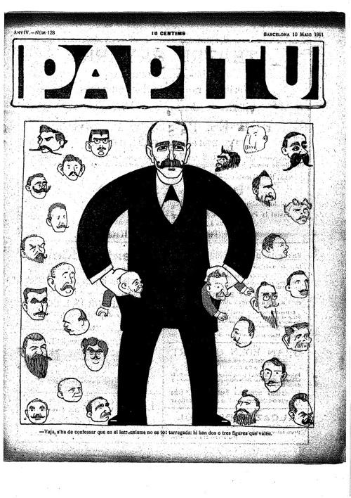 Papitu maig 1911