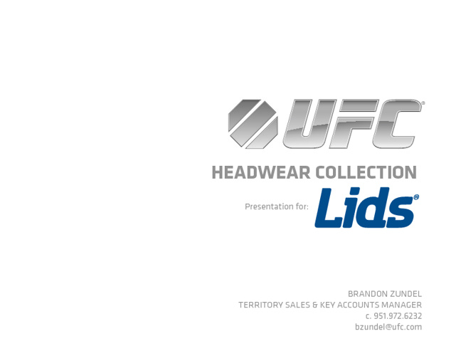 Lids Presentation 11/8/2012