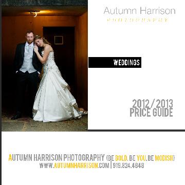 Autumn Harrison Photography | Weddings