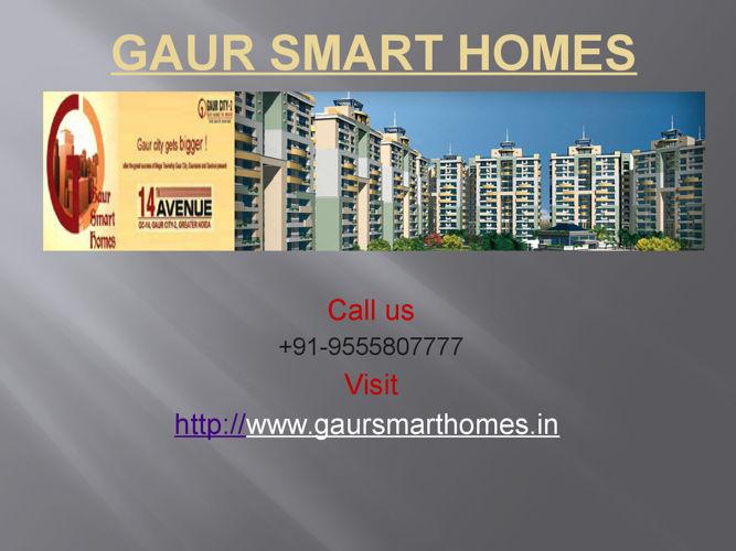 Gaur Smart Homes Attractive Housing