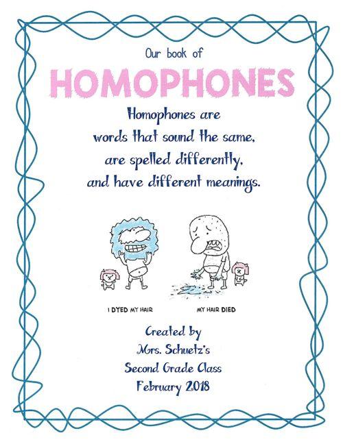 Homophones2018