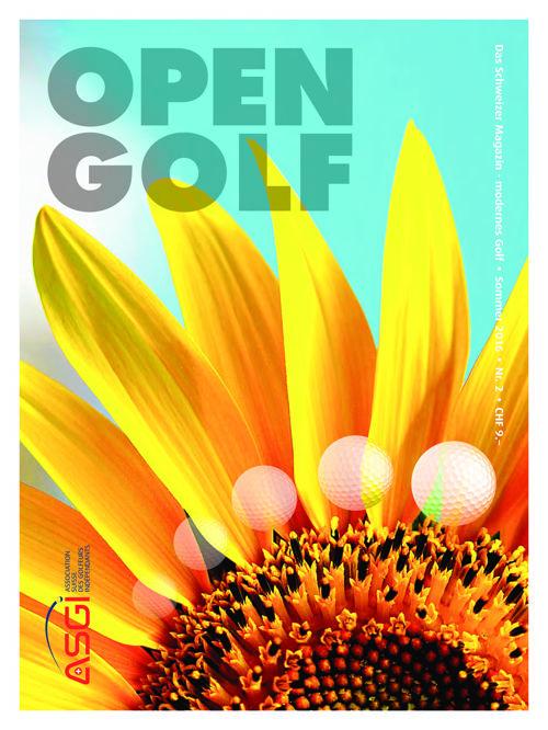 Open Golf n°2 - Sommer 2016