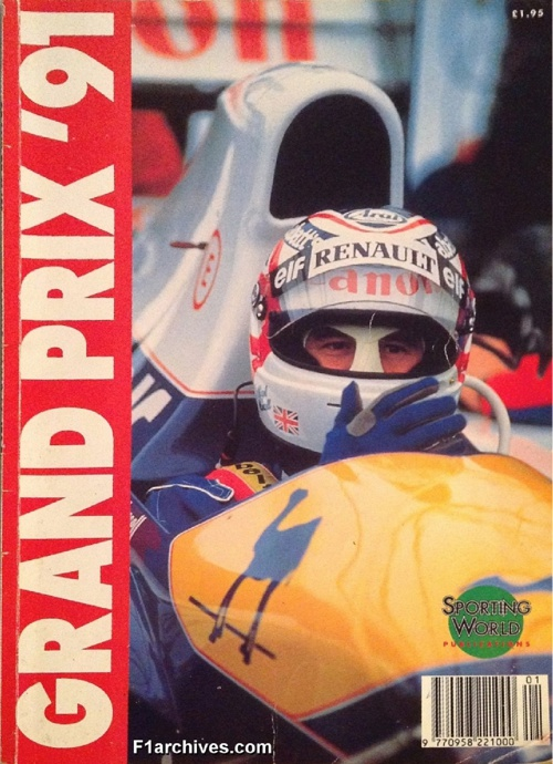 GRAND PRIX - 1991