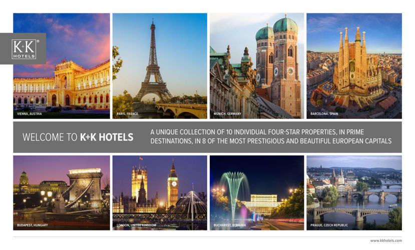 K+K Hotels - Our Portfolio
