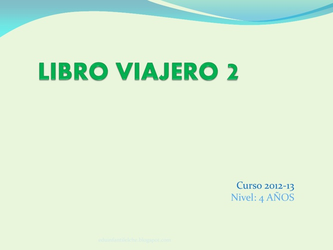 Copy of LIBRO VIAJERO 2 DE LA RANA PASCUALA