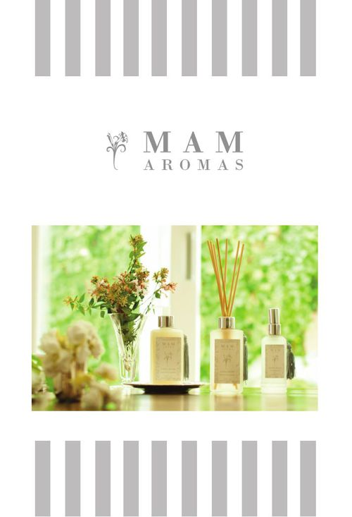 Folder Digital - MAM Aromas