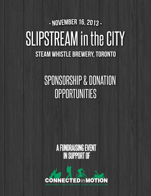 Slipstream in the City 2013