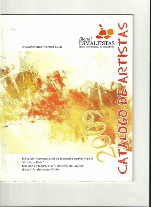 II Bienal Internacional de Esmalte Sobre Metal