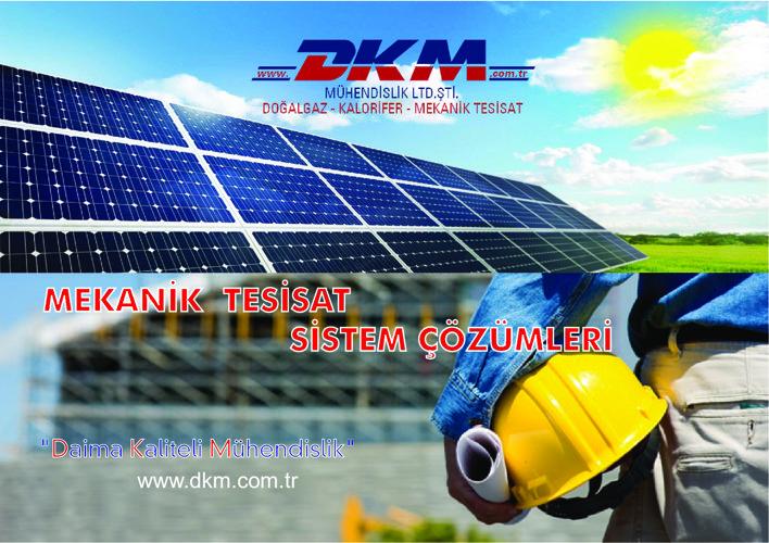 DKM mühendislik tanıtım dosyası