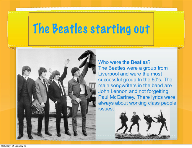 The Beatles by 8X4