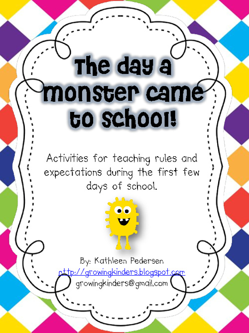 Monsters at School