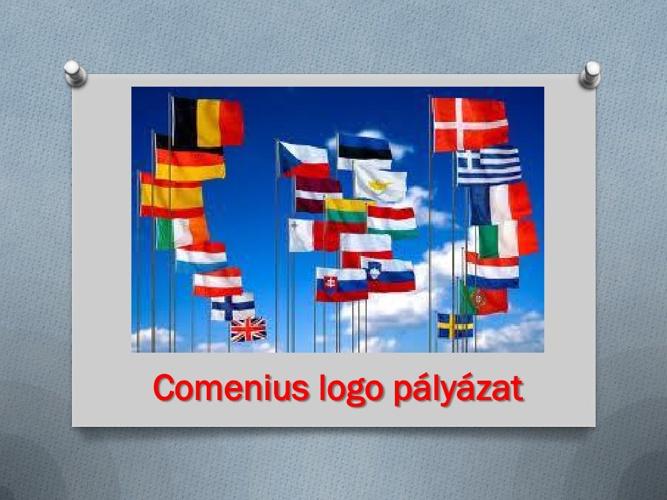 Comenius logopályázat
