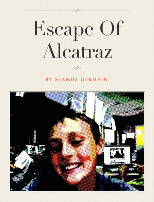 Escape Of Alcatraz