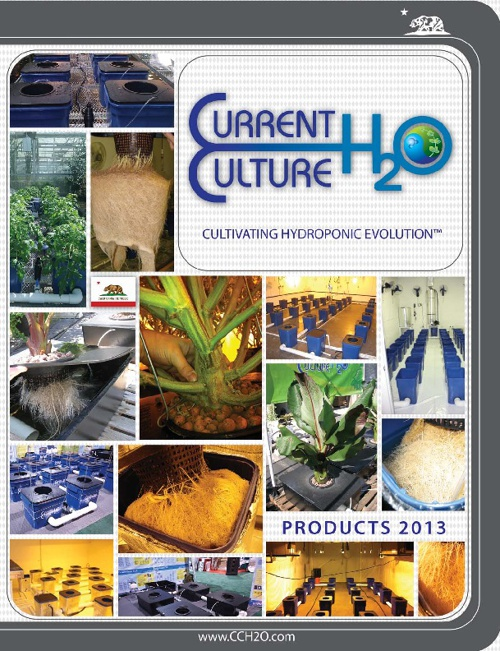 Current Culture H20 - Products 2013
