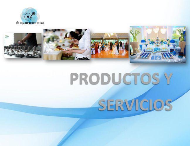Productos y servicios Equinoccio