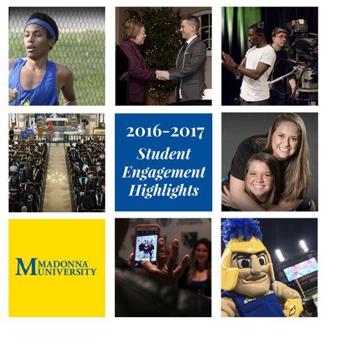Madonna University 2016-2017 Highlights