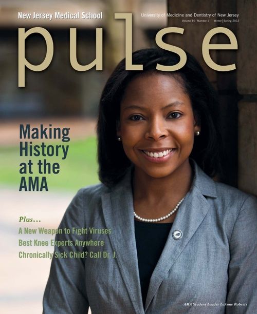Pulse Magazine_Winter/Spring 2012