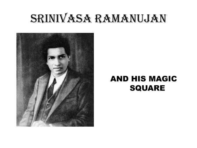 Srinivas Ramanujam