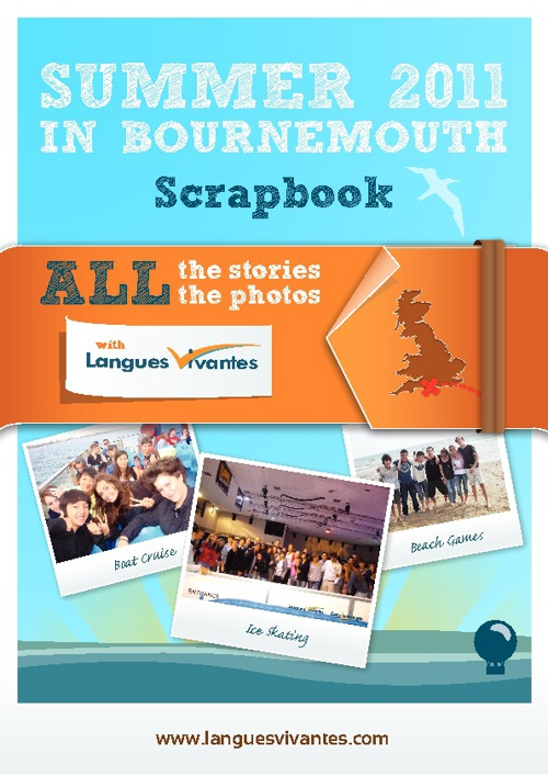 Scrapbook Bournemouth