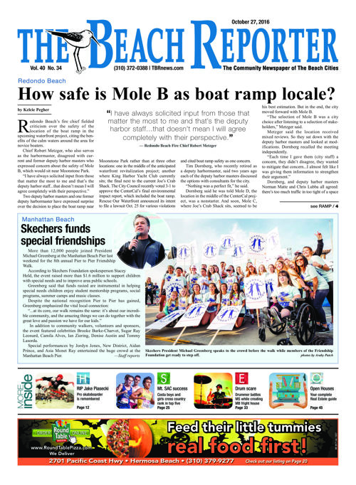 The Beach Reporter | October 27, 2016