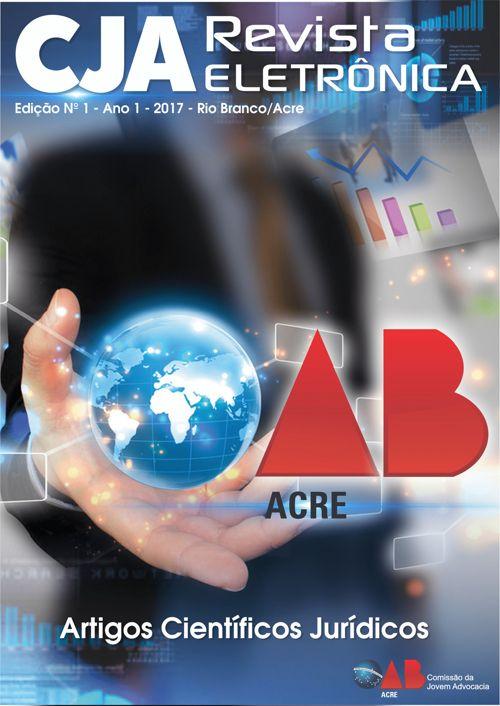 CJA Revista Eletrônica - Edição 01