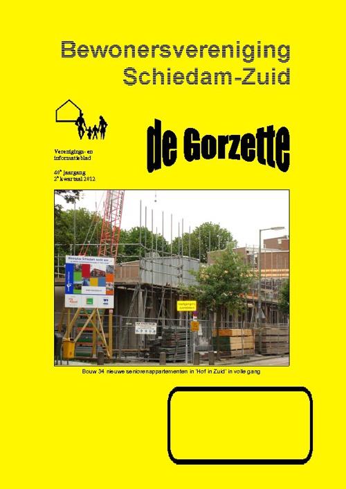 Gorzette 2e kwartaal 2012