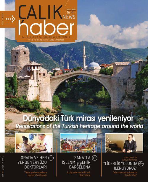 Calik Haber 16