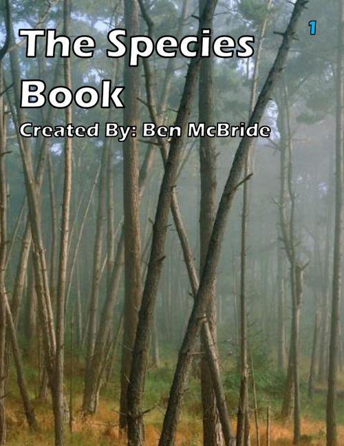 Species Book / BenMc