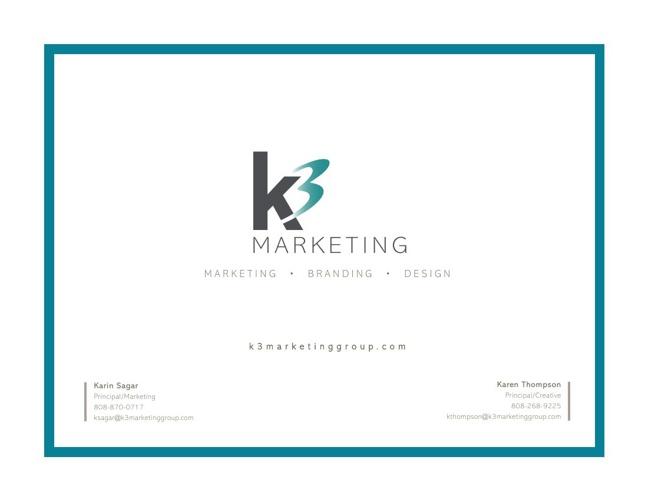 K3 Marketing Portfolio