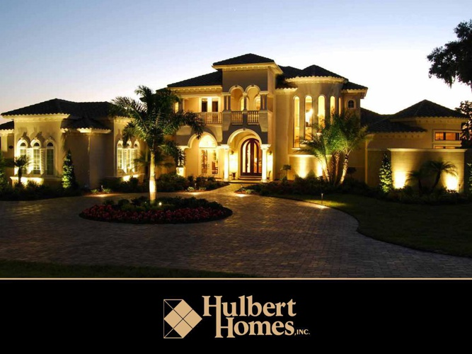 Hulbert Homes Brochure