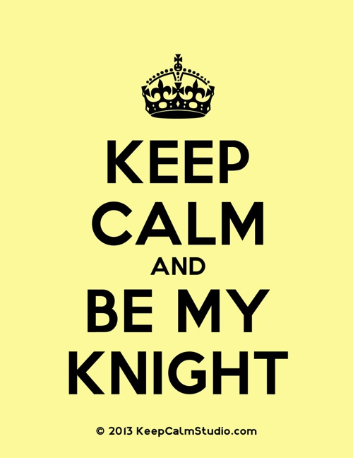 Be My Knight 2