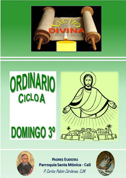 DOMINGO 3º ORDINARIO A