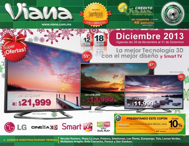Catálogo Viana Diciembre