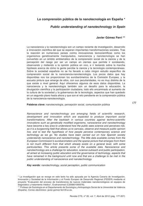 VOL07/N20 - Gómez Ferri