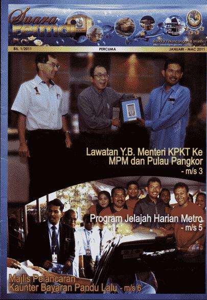 Buletin 2011 Edisi 01/2011