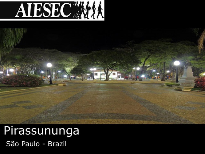 AIESEC in Pirassununga