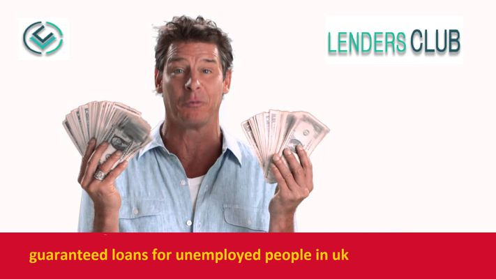 Cheapest Online Guaranteed Loans for Unemployed People In The UK