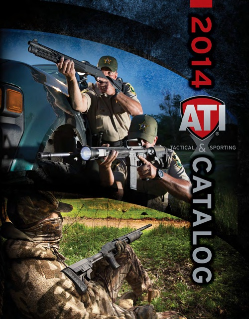 ATI 2014 Product Catalog