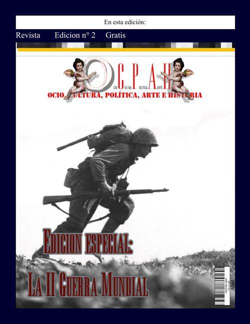 Ocpah Segunda guerra