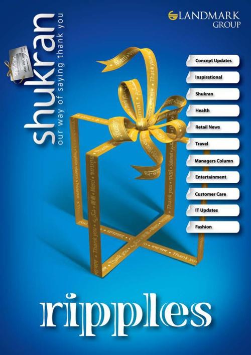 Ripple Magazine Sep - Dec 2010