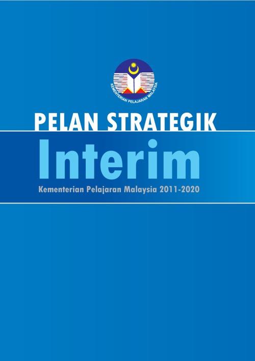 PELAN STRATEGIK INTERIM KPM 2011 - 2020
