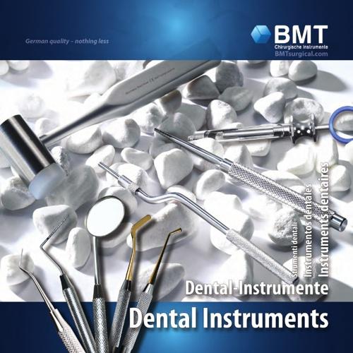BMT / Dental Instruments (abbrev.)