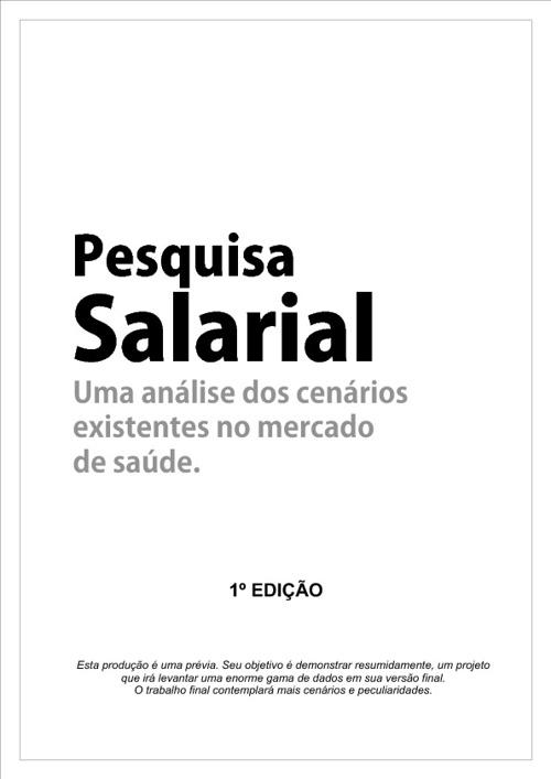 Pesquisa Salarial