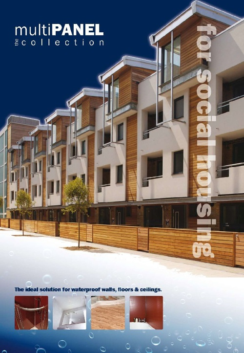 MP Social Housing Brochure