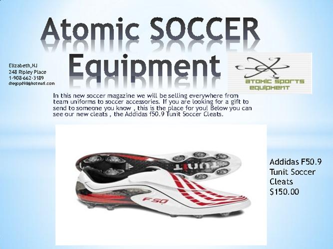 Atomic Soccer